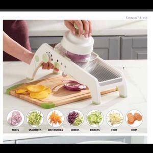 Princess House Kitchen - Princes House Mandoline Slicer